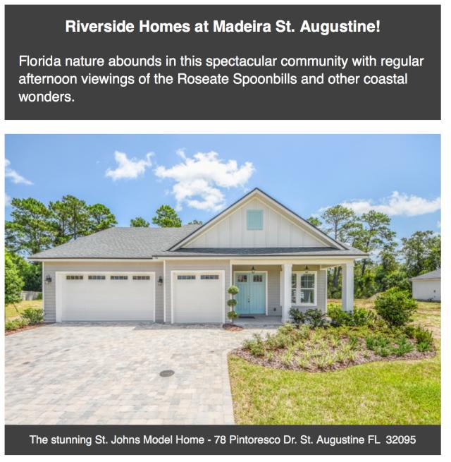 Riverside Homes Model