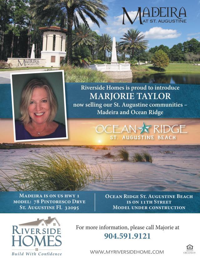 Marjorie new agent flyer